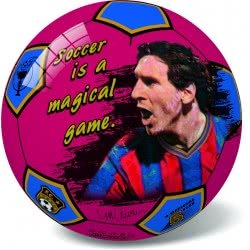 star Plastic Ball 11 cm Lionel Messi 46/3022M 5202522130226