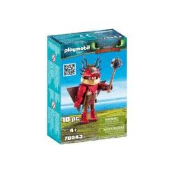 Playmobil Dragons Μύξαρχος με Φτεροστολή 70043 4008789700438