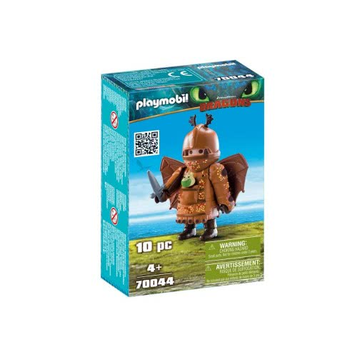 Playmobil Dragons Λέπιας με Φτεροστολή 70044 4008789700445