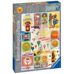 Ravensburger Puzzle Adults 1000 pieces Chupa Chups 15258 4005556152582