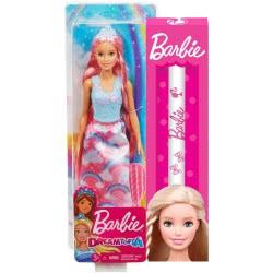 Mattel Λαμπάδα Barbie Dreamtopia Πριγκίπισσα Μακριά Μαλλιά FXR94