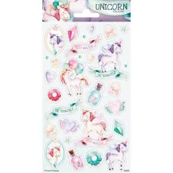 Gialamas Αυτοκόλλητα Μονόκεροι - Unicorns F2 Twinkle 1 τμχ SD100625 8718819311331