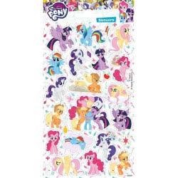 Gialamas My Little Pony Αυτοκόλλητα Μικρό μου Πόνυ 1 τμχ. SD100591 8718819310860