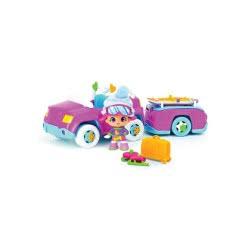 Famosa Pinypon Χιόνι Αυτοκίνητο Με Καρότσα 4104-10267 8410779302670