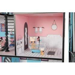 GIOCHI PREZIOSI L.O.L Surprise Μεγάλο Σπίτι με Ήχους και Φώτα και 85 Εκπλήξεις LLU45000 8056379061687