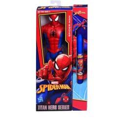 Hasbro Easter Candle Marvel Spiderman Titan Hero Series - Spiderman Figure E0649LA 0649