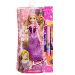 Hasbro Λαμπάδα Disney Princess Royal Shimmer Κούκλα Πριγκίπισσα - 3 Σχέδια E4020 4020