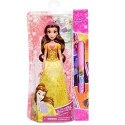 Hasbro Λαμπάδα Disney Princess Royal Shimmer Κούκλα Πριγκίπισσα - 4 Σχέδια E4021