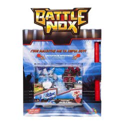 Just toys Easter Candle Emco Battle Nox Fighting Set Set Of Two 9307LA