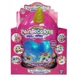 Λαμπάδα Rainbocorns Αυγό Λούτρινο 28Εκ Σε 12 Σχέδια By ZURU 11809201