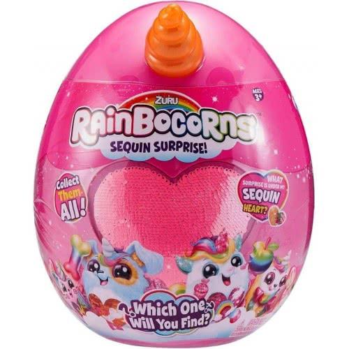 ZURU Rainbocorns Αυγό Λούτρινο 28Εκ Σε 12 Σχέδια 11809201 845218025892
