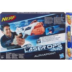 Hasbro Λαμπάδα NERF Laser Ops Pro Alphapoint E2280