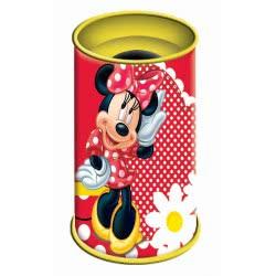 GIM Ξύστρα Βαρελάκι Μεταλλική Minnie Mouse 340-60631 5204549066908