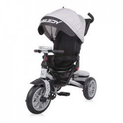 Lorelli Ποδηλατάκι Τρίκυκλο Speedy Grey And Black 1005043 0001 3800151978817