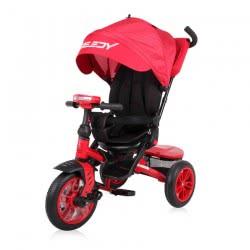 Lorelli Ποδηλατάκι Τρίκυκλο Speedy Red And Black 1005043 0003 3800151978831