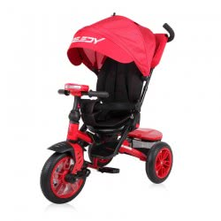 Lorelli Tricycle Speedy Red And Black 1005043 0003 3800151978831