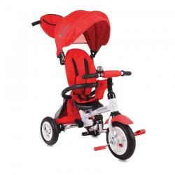 Lorelli Ποδηλατάκι Τρίκυκλο Matrix Air Red Με Ρόδες Από Λάστιχο 1005032 0004 3800151960553