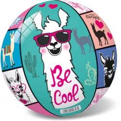 star Plastic Ball 23 Cm Llama Love Be Cool You Are Llamaging 11/2965 5202522129657