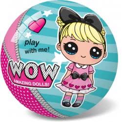 star Μπάλα Πλαστική 23 Εκ LOL Surprice WOW Amazing Dolls 11/3017 5202522130172
