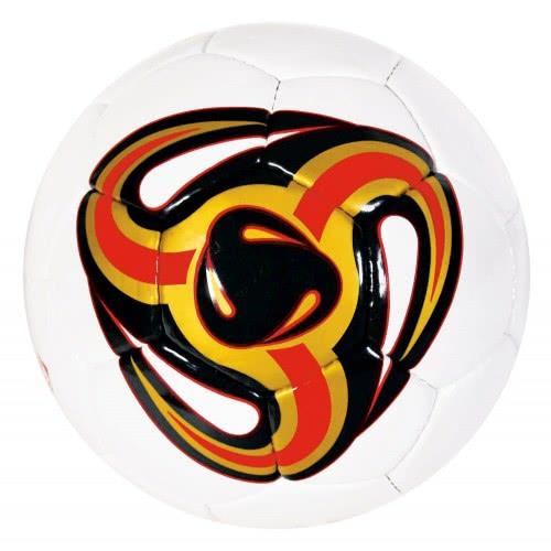 As company Μπάλα Ποδοσφαίρου Δερμάτινη Με Στάμπα - 2 Χρώματα 5001-50004 5203068500047