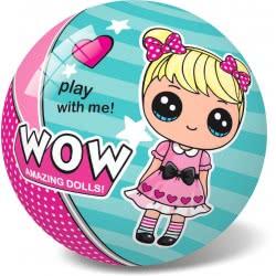 star Μπάλα Πλαστική 14 Εκ LOL Surprice WOW Amazing Dolls 11/3016 5202522130165