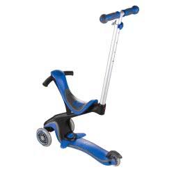 Globber Scooter Evo Comfort - Navy Blue 458-100 4897070182738
