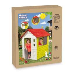 Smoby Nature Playhouse 7/810712 3032168107120