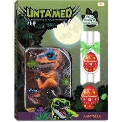 Λαμπάδα Wowwee Fingerlings Untamed Baby T Rex Scratch 153863 / Scratch