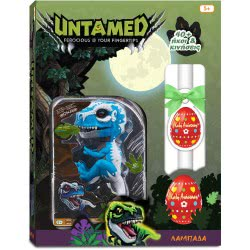 Easter Candle Wowwee Fingerlings Untamed Baby T Rex Ironjaw 153863 / Ironjaw