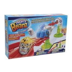 GIOCHI PREZIOSI Mighty Beanz - Τρελοφασόλια Πίστα Αγώνων Slammer Time MGH06000 8056379070511