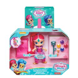 Fisher-Price Λαμπάδα Shimmer And Shine, Floating Genie, Shimmer Κούκλα FHN28 / FHN29