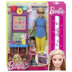 Mattel Λαμπάδα Barbie Δασκάλα DHB63 / FJB29