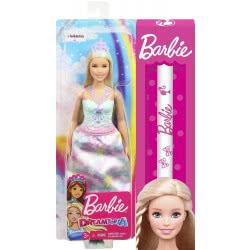 Mattel Λαμπάδα Barbie Dreamtopia Πριγκίπισσα Ξανθιά FXT13 / FXT14