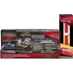 Mattel Λαμπάδα Disney Pixar Cars 3 Νταλίκα Jackson Storm Που Ανοίγει FCW00