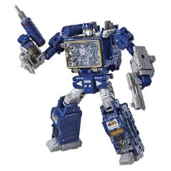 Hasbro Transformers Generations War For Cybertron Voyager WFC-S25 Soundwave E3418 / E3545 5010993606665
