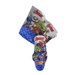 Astir Πασχαλινό Αυγό Avengers Με Σοκολάτα Γάλακτος 160Gr 6889 5201709068895