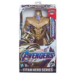 Hasbro Marvel Avengers: Endgame Titan Hero Thanos E4018 5010993552313