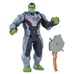 Hasbro Marvel Avengers: Endgame Team Suit Hulk Deluxe Figure E3350 / E3938 5010993545605