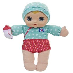 Hasbro Baby Alive Change N Cuddle Ξανθό Μωράκι E3137 5010993573196