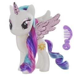 Hasbro My Little Pony Πριγκίπισσα Celestia Sparkling E5892 / E5964 5010993575527