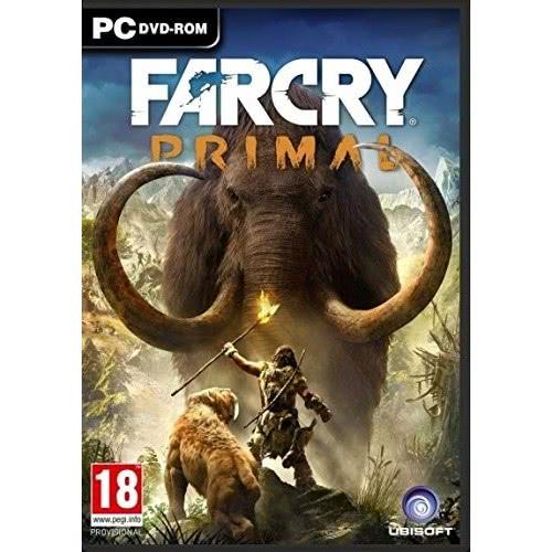 UBISOFT PC Far Cry Primal Standard Edition 3307215938874 3307215938874