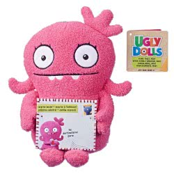 Hasbro Ugly Dolls Yours Truly Moxy Λούτρινο Ροζ E4518 / E4552 5010993576098