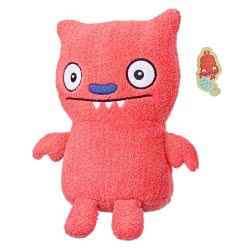 Hasbro Ugly Dolls With Gratitude Lucky Bat Λούτρινο Κόκκινο E4518 / E4557 5010993578023