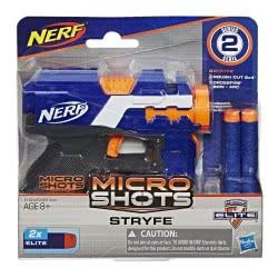 Hasbro Nerf Microshots N-Strike Elite Stryfe E0489 / E1624 5010993484584