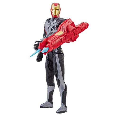 Hasbro Marvel Avengers: Endgame Titan Hero Power FX Iron Man E3298 5010993550906