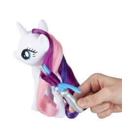 Hasbro My Little Pony Magical Salon Rarity Hair Styling Fashion Pony E3489 / E3765 5010993553860