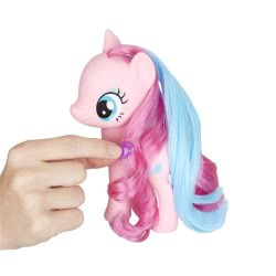 Hasbro My Little Pony Magical Salon Pinkie Pie Toy Hair Styling Fashion Pony E3489 / E3764 5010993553853