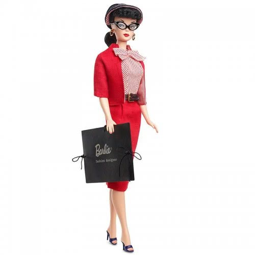 Mattel Barbie Collections Συλλεκτική - Εργαζόμενη Γυναίκα Vintage FXF26 887961689471