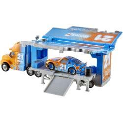 Mattel Cars - Speedy Comets Hauler Die Cast FCL71 / GCY64 887961738230