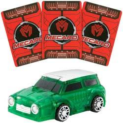 Mattel Mecard Tador Deluxe Mecardimal Όχημα Με Κάρτες FXP21 / GBP74 887961720792
